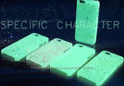 Светящийся чехол для Iphone 5 5S
