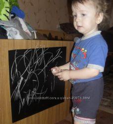 Самоклеющаяся доска для рисования