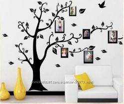 Виниловая наклейка Дерево воспоминаний