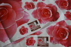 Наклейки на стену розы