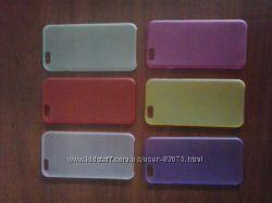 Ультратонкие матовые чехлы накладки на iPhone 6