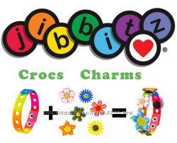 Джибитсы для Crocs и Браслеты для Jibbitz. Самый большой ассортимент.
