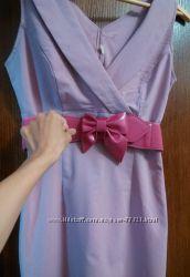Летнее офисное платье ТМ Тивардо