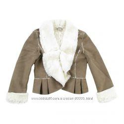 Зимние и демисезонные куртки на девочек  со скидками