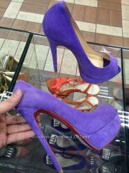 цена снижена Туфли 40 размер 25 см
