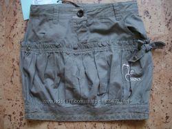 Котоновые юбочки для девочек