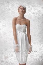 Свадебное платье, с болеро
