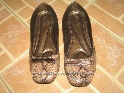 туфельки-балетки, 25 см