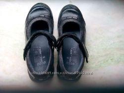 Туфли для школы фирмы ecco, 29 размер