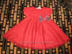 Миленькое нарядное платьице H&M