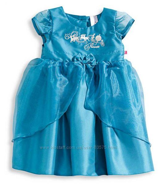 Платья, юбочки на девочек C&A Cunda