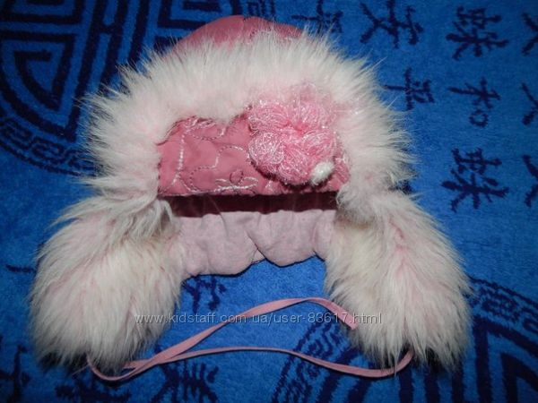 Зимняя шапка  DEMBO HOUSE
