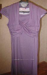 Весеннее Платье-туника  для беременных VILAJIO, 42-44 р-р.