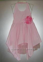 Летние платья и туники на девочку