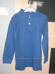 Продам рубашку поло Zara новую на 4-5л  на 110 см