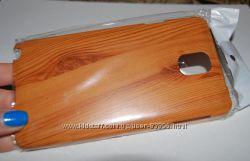 чехол под дерево для Samsung Galaxy Note3 N9000