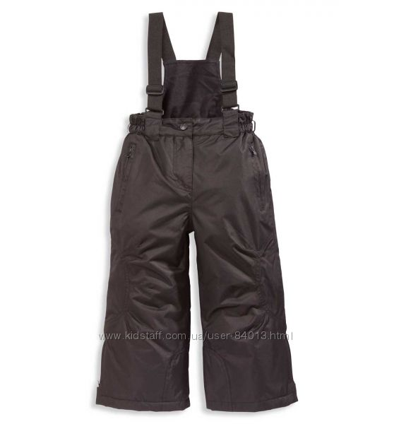 Термо брюки C&A RODEO Германия. Размер 92 и 98. Черный цвет.
