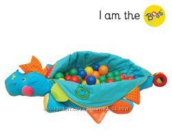 Бассейн с шариками Дракоша. Идеальная игрушка для малышей