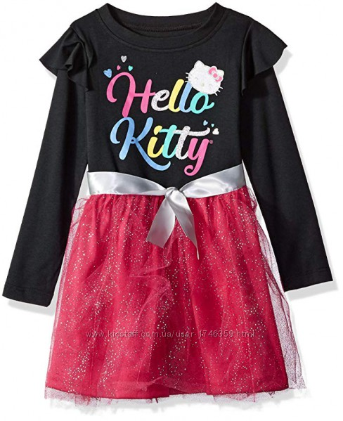 Платье Hello Kitty оригинал из США