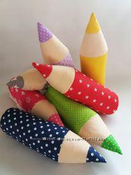 Подушка-валик Карандаш