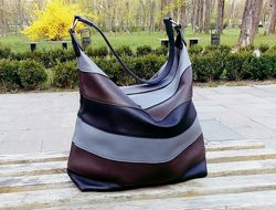 Сумка  женская из  кожи, кожаная сумка, сумки для женщин , повседневная