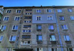 Утепление стен фасадов пенопластом 50 мм, плотность 25 ПОД КЛЮЧ