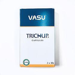 Витамины для питания и роста волос. Тричуп Trichup VASU 60 капсул
