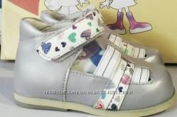 Кожаные туфли ортопедические , ортопрофилактические Flamingo