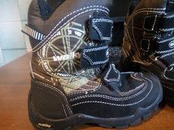 Очень тёплые ботинки Walky