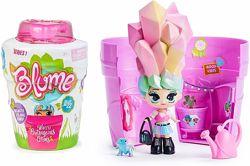 Игровой набор Кукла блум в горшке Blume Doll. Оригинал с США