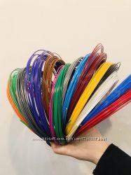 Набор пластика для 3д ручки MyRiwell, Air Pen, Dewang, 1, 75мм 15цветов.