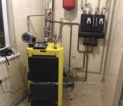 Монтаж, сервис, ремонт систем отопления, дымоходов