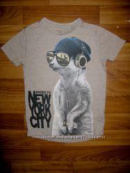 футболки , шведка и рубашки мальчику на 1-8 лет