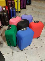 Чехли на валізи чемодани мікродайвінг
