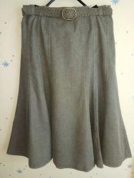 Джинсовая юбка фирмы H&M и свитерок в подарок