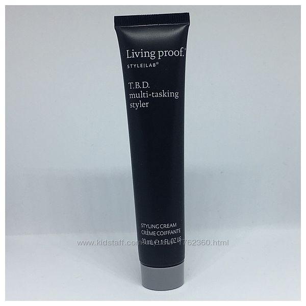 Мультизадачный крем для стайлинга волос Living Proof Multi-tasking styler