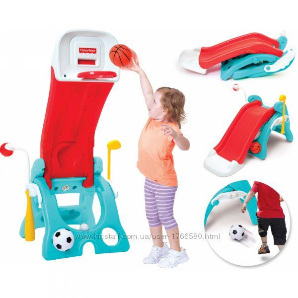 Дитячий ігровий спортивний центер 6в1 20310