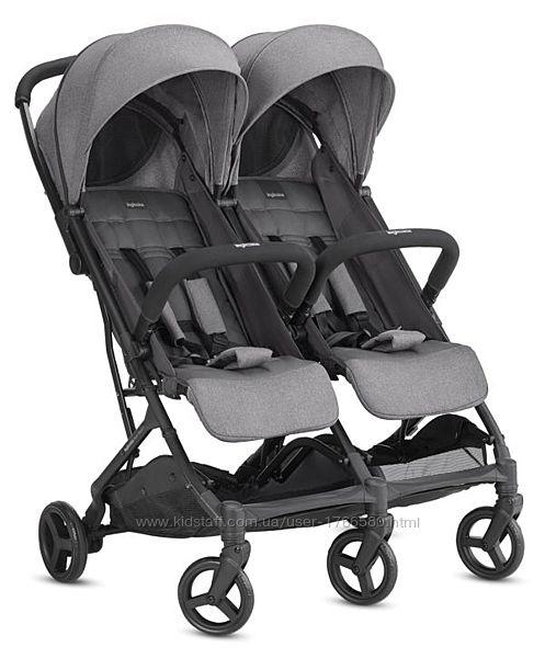 Прогулочная коляска для двойни Inglesina Twin Sketch 2020