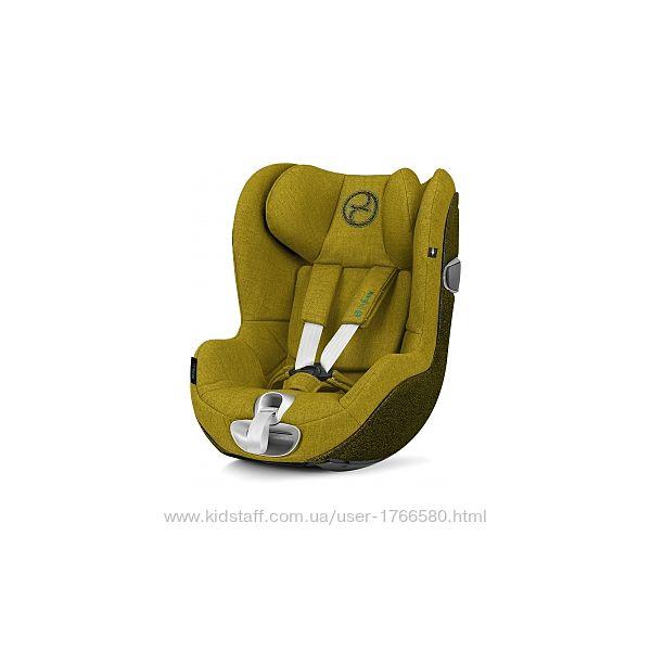 Автокресло Cybex Sirona Z i-Size Plus