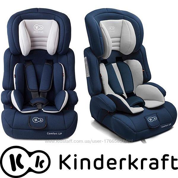 В наличии Автокресло Kinderkraft Comfort Up