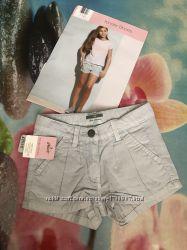 Классические шорты на девочку