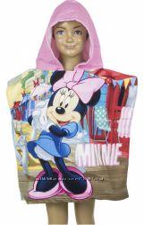 Пляжное пончо Disney на девочку
