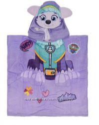 Хлопковое полотенце-пончо Nickelodeon, 50x50