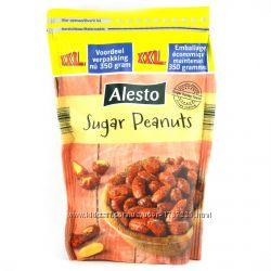 Арахiс Alesto з карамелiзованим цукром XXL 350г