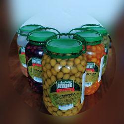 Настоящие испанские оливки