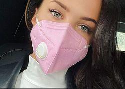 маска респиратор детская и взрослая Многоразовая