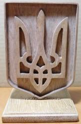 Украина герб  hand made