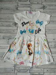 Платье на девочку 2, 3 года