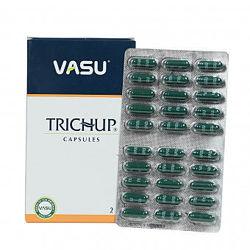 Самое эффективное средство от выпадения волос, ТРИЧУП  TRICHUP VASU, 60кап