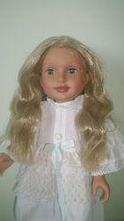 Лялька кукла 45 см Лотус Lotus премиум класса